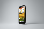 HTC One X+ LEFT-Black