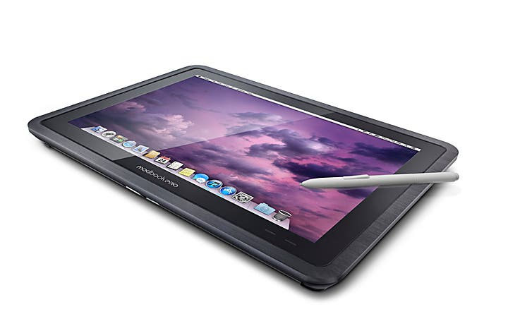 ModBook Pro - MacBook-Tablet-Umbau