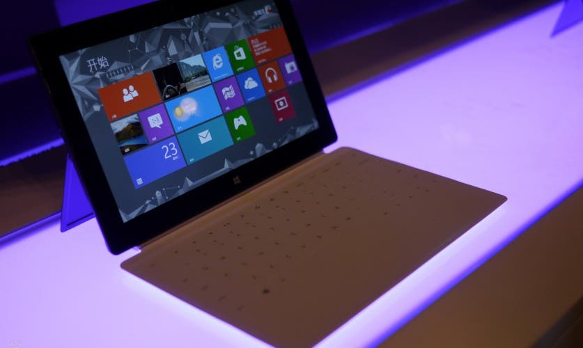 microsoft surface rt hands on 8