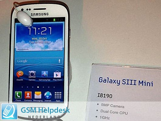 Galaxy S3 Mini Updated To Android 5.1.1 Lollipop Build ...