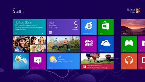 windows 8 kacheln