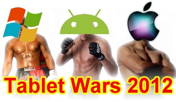 Tablet Wars 2012