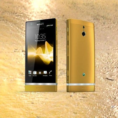 sony xperia p gold 3