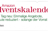 Amazon Adventskalender