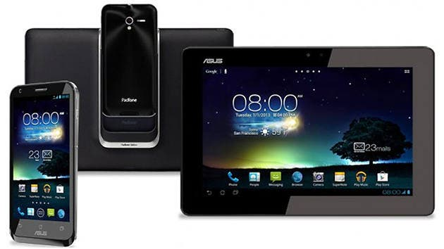 ASUS Padfone 2 High-End-Smartphone mit Tablet-Dock wohl ab Montag erhältlich