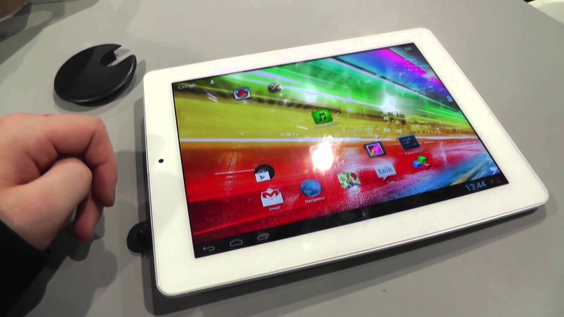 Archos 97 Platinum mit Retina Display im Hands On