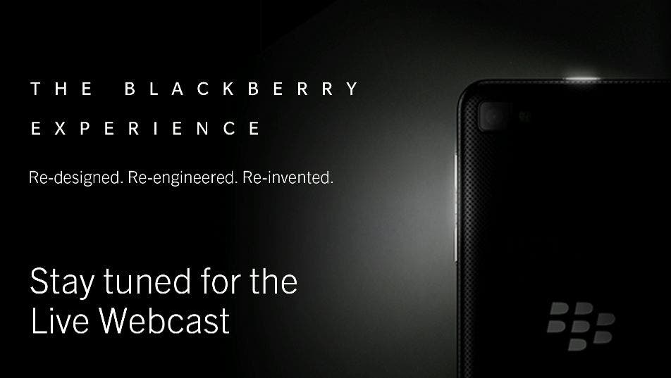 BlackBerry Live-Stream