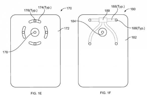 Google-Patent LED-Blitz