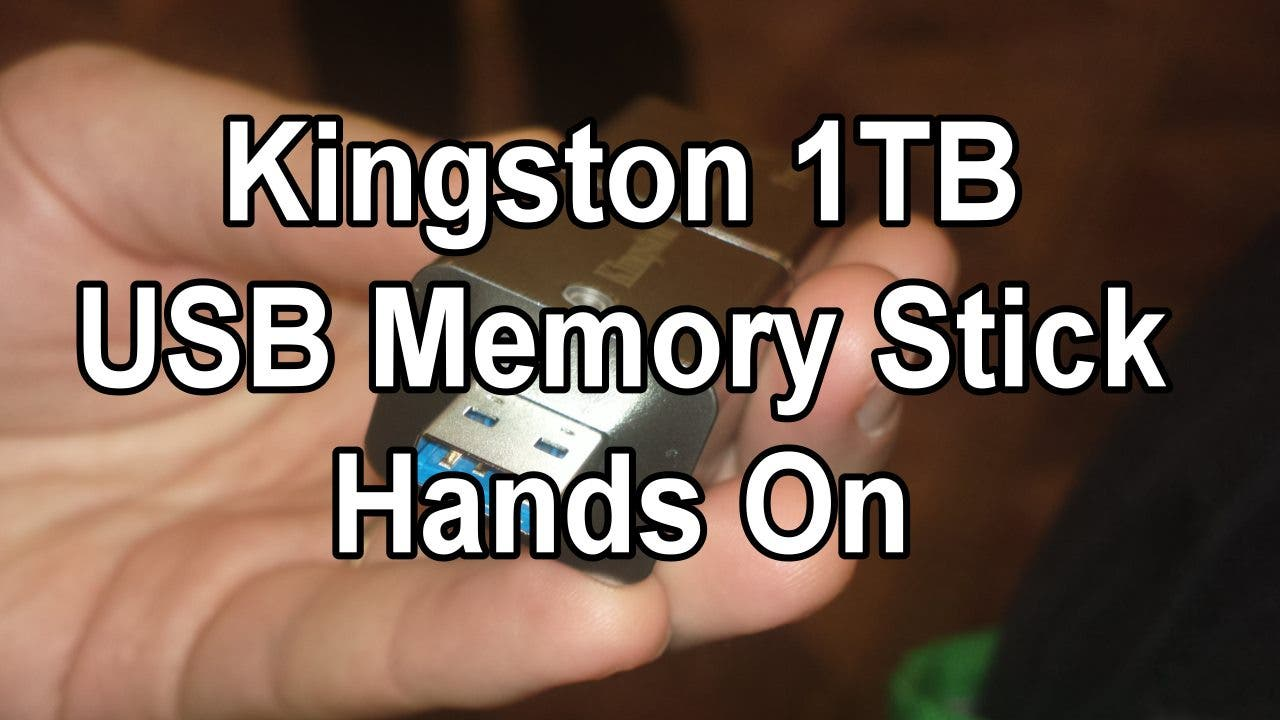 Kingston 1TB USB Memory Stick