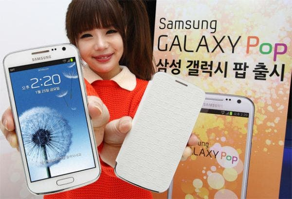 Samsung Galaxy-pop
