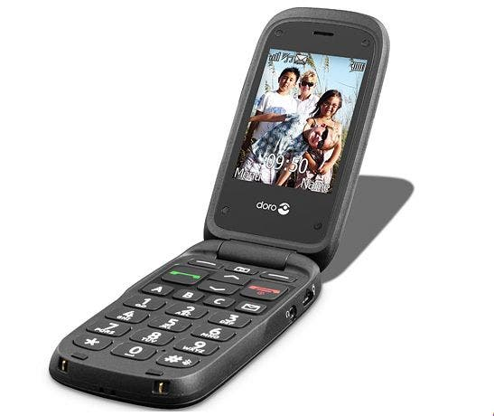 Seniorenhandy Doro PhoneEasy 612