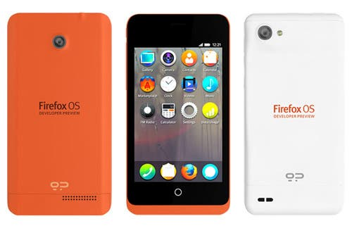 Firefox OS Smartphones im Hands-on & Unboxing – Fotos & Videos