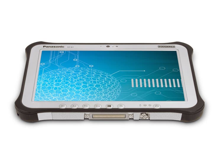 CES 2013: Panasonic bringt neue Toughpad-Tablets – 10,1inch Full HD-Modell mit Windows 8 & 7inch mit Android