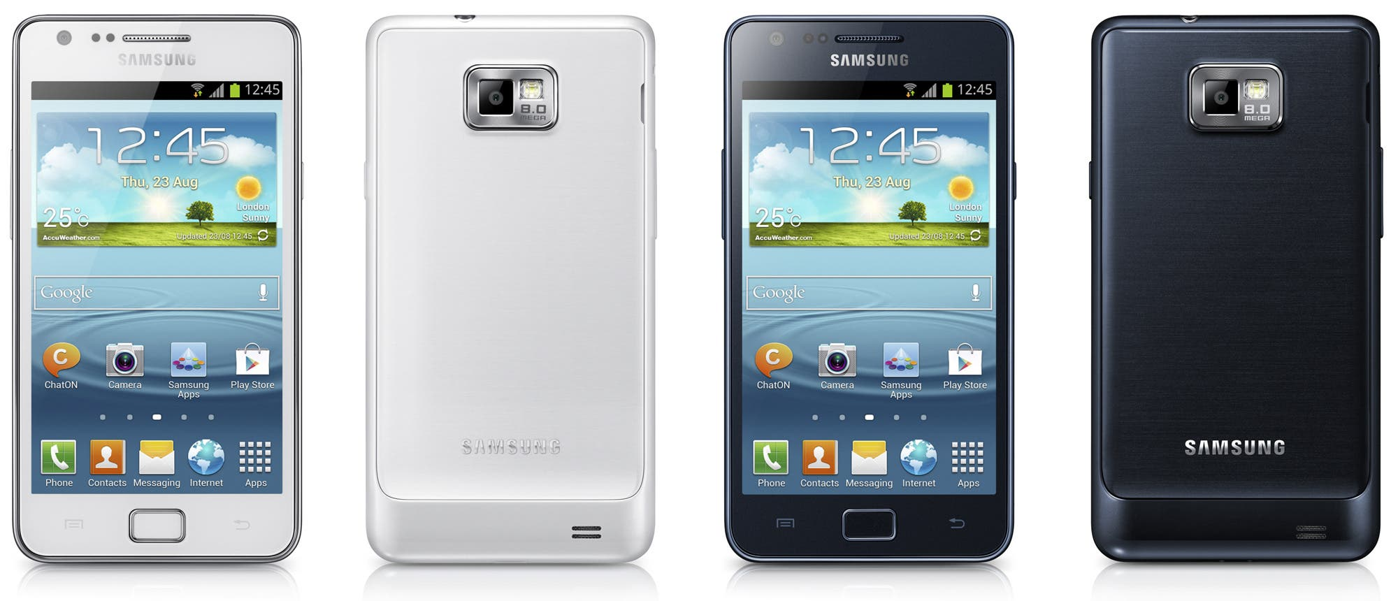 """Samsung Galaxy S2 bekommt Anfang Februar Android """"Jelly Bean"""""""