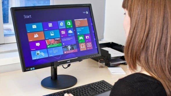 Tobii Rex: Eye Tracker für alle Windows 8 Rechner