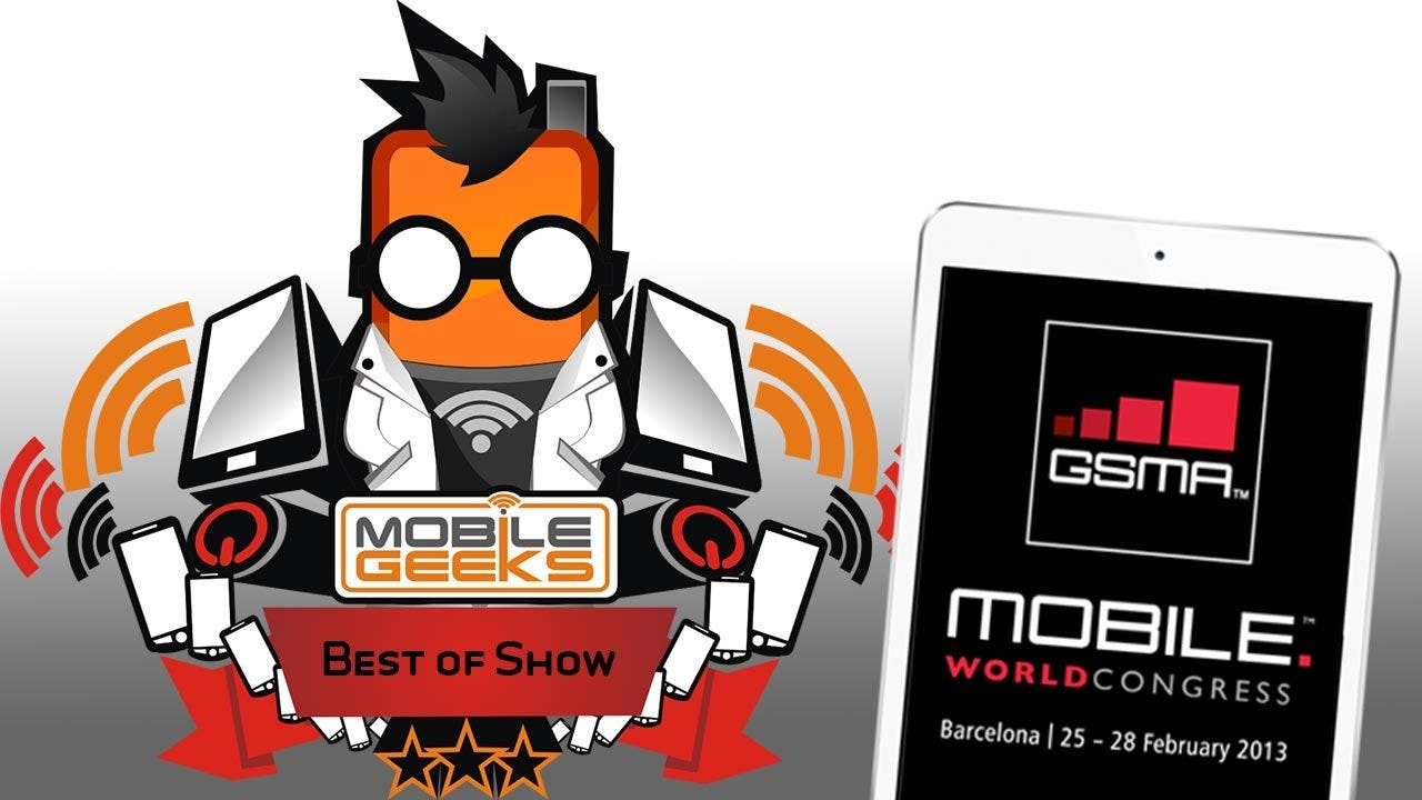 Best of MWC Mobilegeeks Award