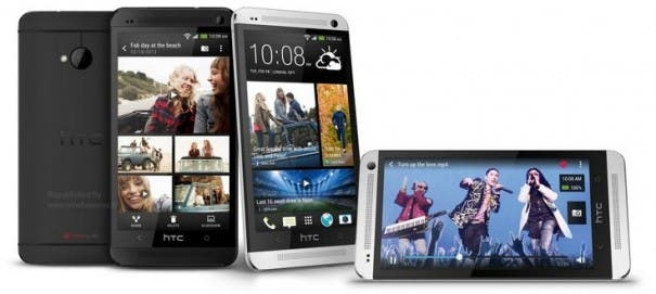 HTC One pressebild