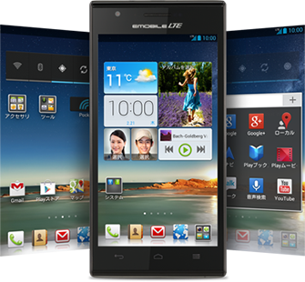 Huawei Ascend P2 10