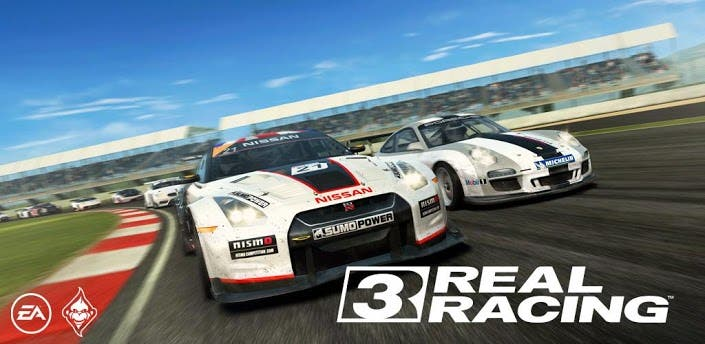 Real Racing 3 Cover