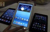 Samsung Galaxy Note 8.0 vs Apple iPad mini vs Google Nexus 7