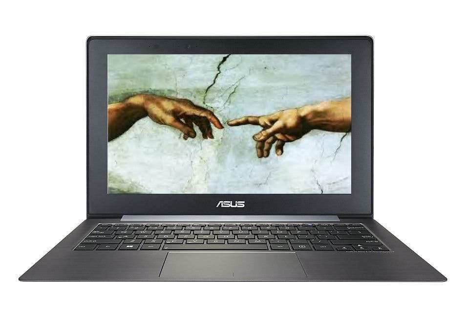 Touchscreen Ultrabook