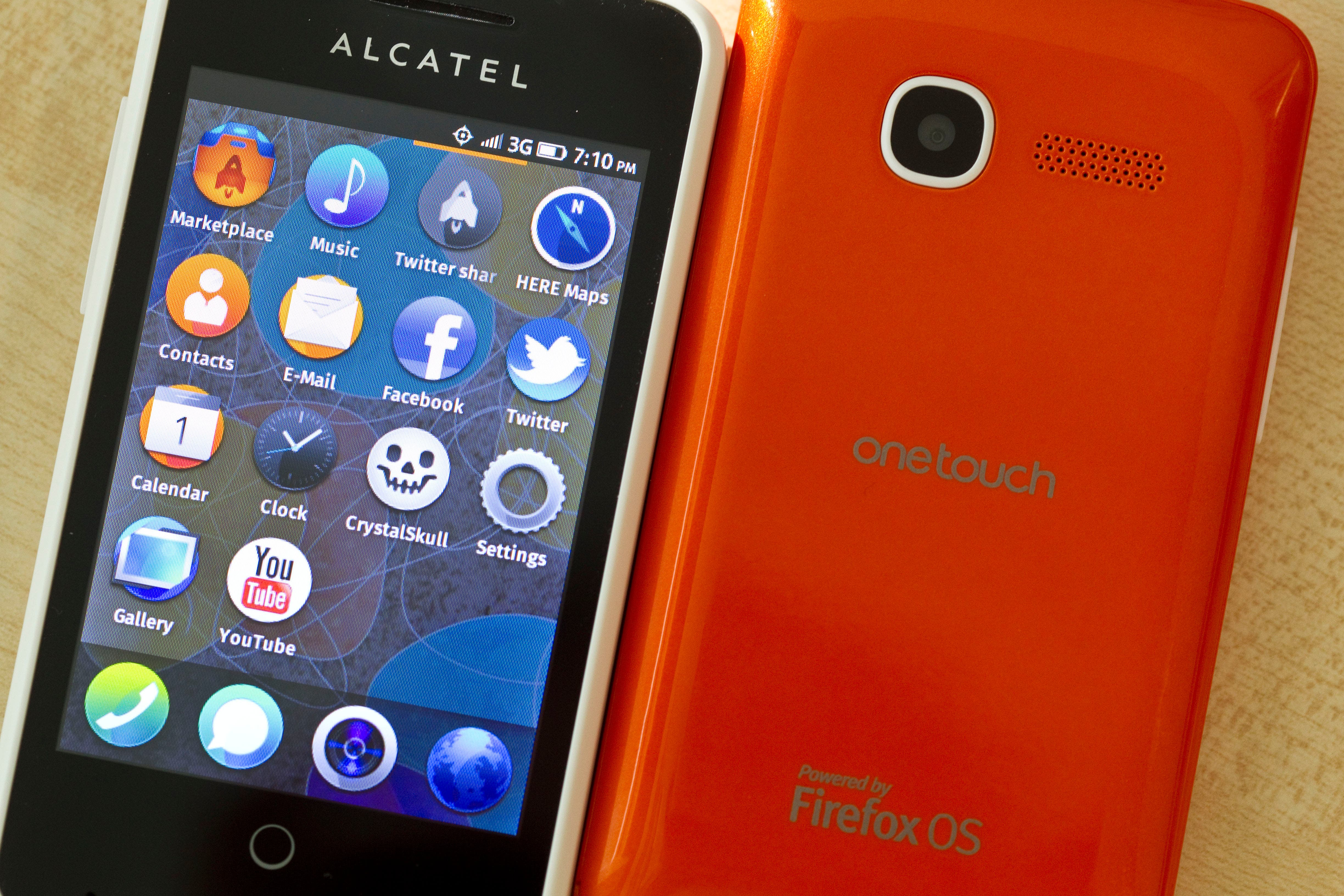 alcatel one touch fire 5