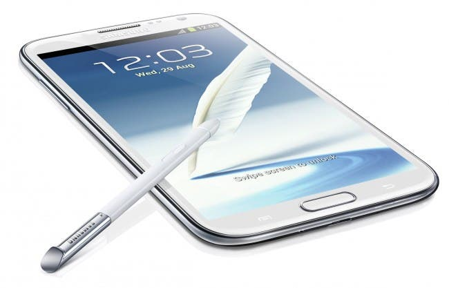 Samsung Galaxy Note 2: Update auf Android 4.3 Jelly Bean endlich da
