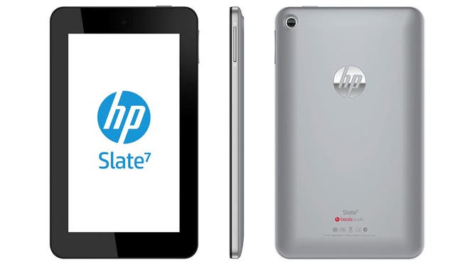 HP Slate 7 7-inch Android-Tablet für 149 Euro ab 2. Mai 2013