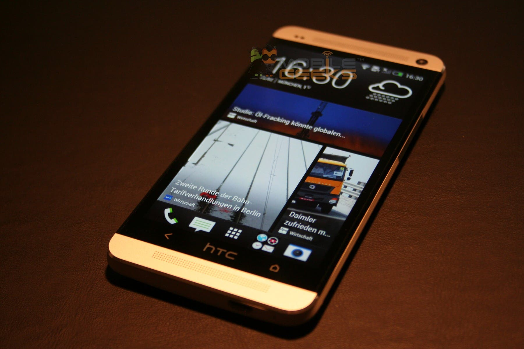 htc one m7 hands on und alle daten video. Black Bedroom Furniture Sets. Home Design Ideas