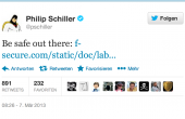 Apple Phil Schiller on Android Security