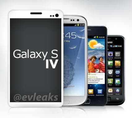Samsung Galaxy S4 Leaks 2
