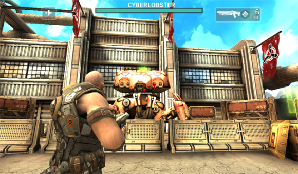 Shadowgun BlackBerry Z10
