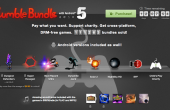 the Humble Bundle with Android 5
