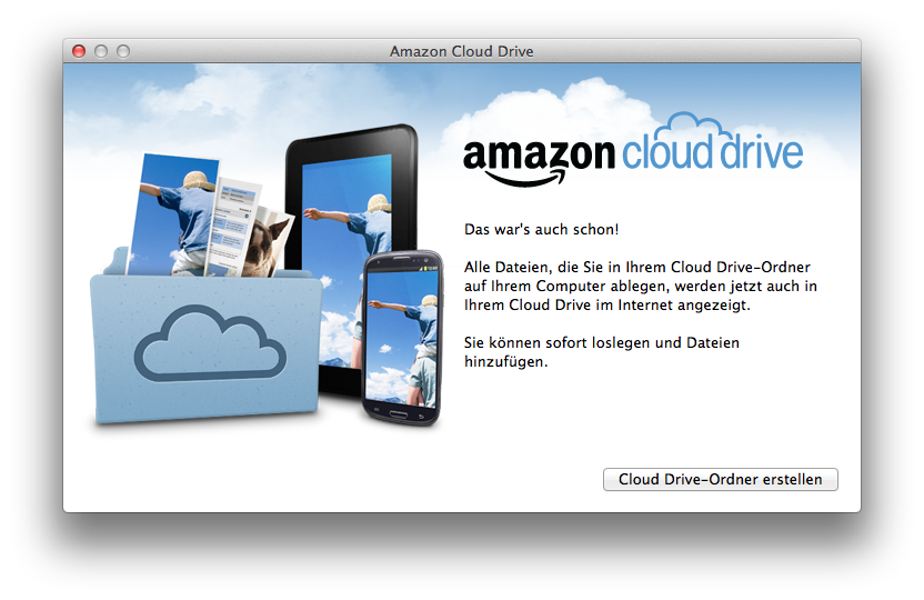 Amazon Cloud Drive 02
