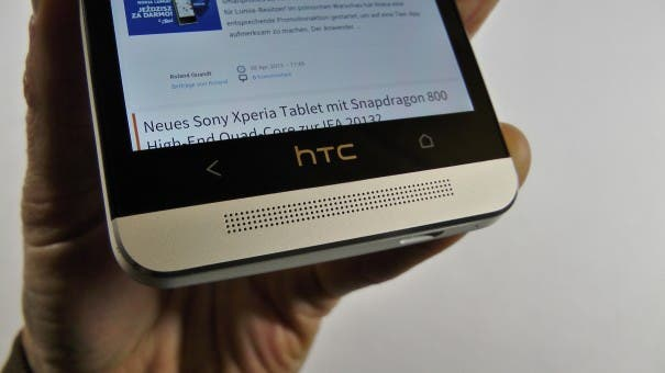 HTC One Test Hardware 2