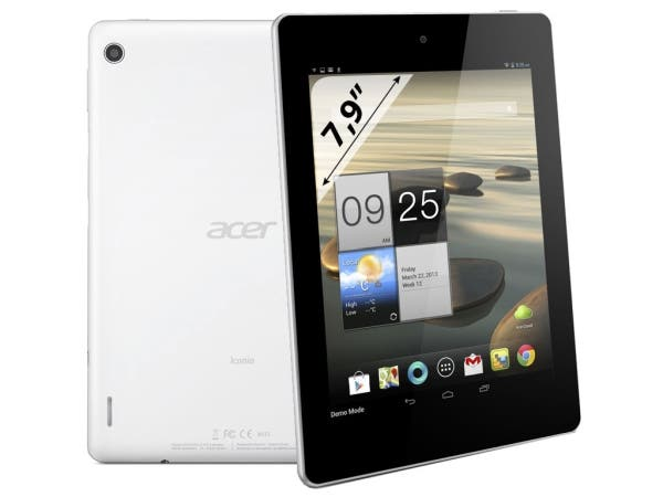 Video: Acer Iconia Tab A1 – Neuer iPad Mini Konkurrent mit 7.9inch Display & Quadcore im Hands-on