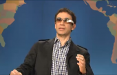 Google Glass bei Saturday Night Live