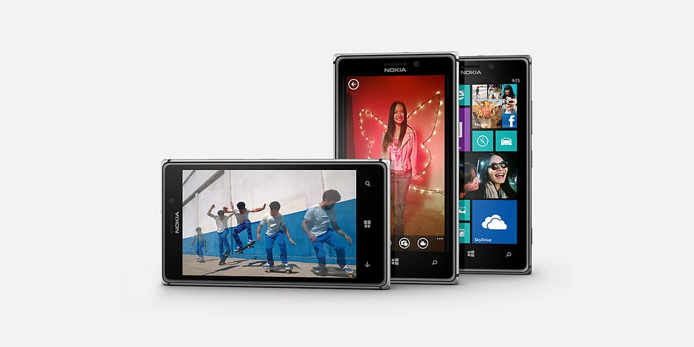 Übersicht: Nokia Lumia 925 vs Lumia 920 vs Galaxy S4 vs iPhone 5 vs LG Optimus G vs HTC One