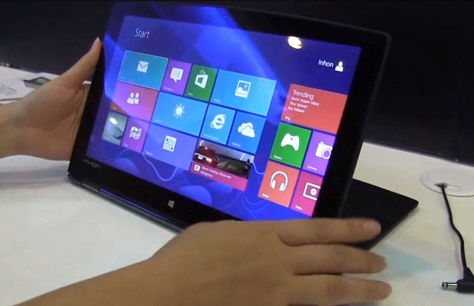 Computex: Inhon Carbon 11.6-inch Tablet im Hands-on