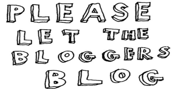 Let them blog
