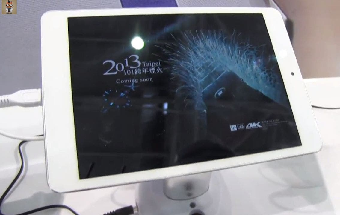 Computex: MSI Primo 81 Android Tablet mit Quadcore SoC im Hands On