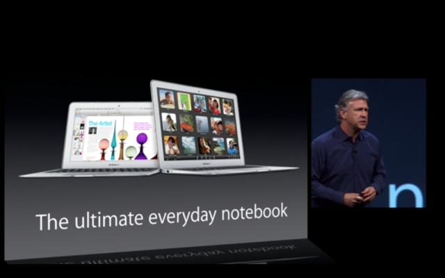 New MacBook Air 2013