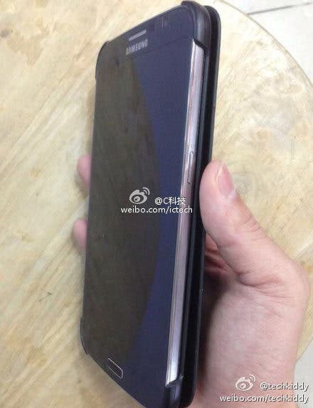 Samsung Galaxy Note 3 – Neuer Foto-Leak
