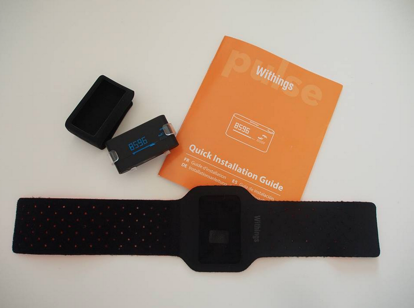 Withings Pulse Zubehör