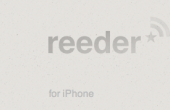 reeder iphone