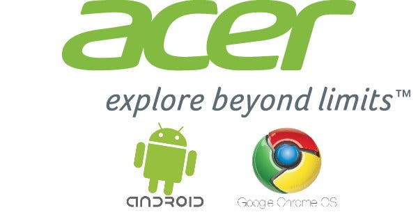 Acer Chrome Android