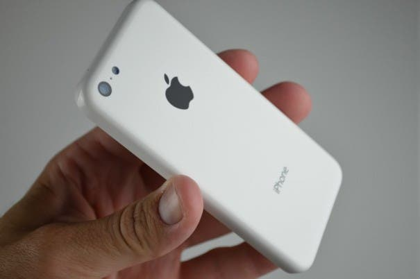Apple-iPhone-5C Weiss