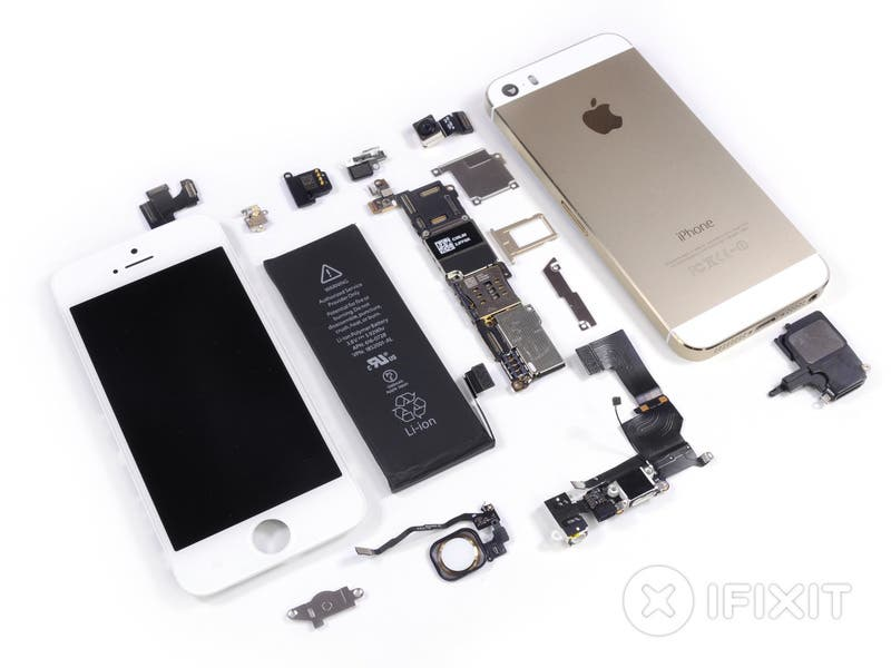 iphone 5s teardown 07