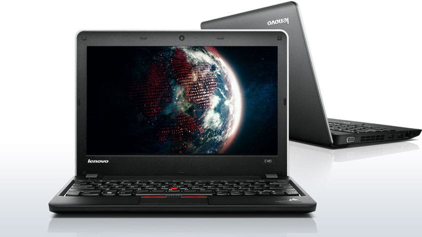 Lenovo ThinkPad Edge E145 – Langlebiges 11.6inch Semi-Rugged Mini-Notebook zum Schnäppchenpreis