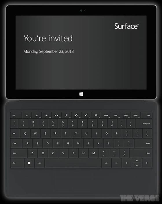 surfaceevent